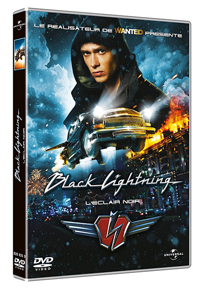 Black Lightning 2010 FRENCH DVDRip [1CD][2CD] [DF][UL]