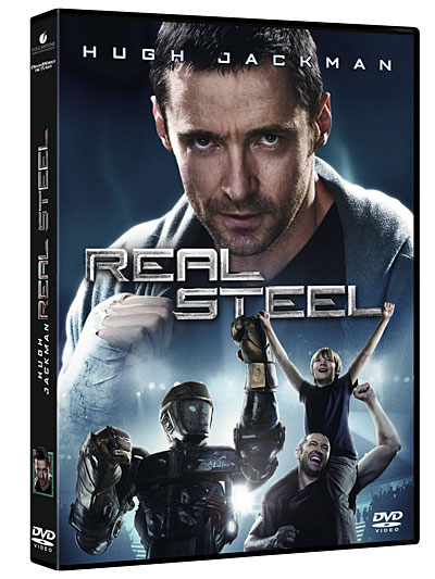 Real Steel [TRUEFRENCH] [DVDRIP]  [1CD et AC3] [MULTI]