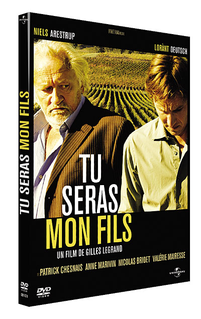 Tu seras mon fils [FRENCH] (PAL) [DVD-R] [UL]
