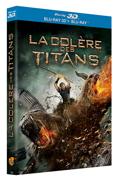 La Col�re des Titans | Multi | Blu-Ray 1080p