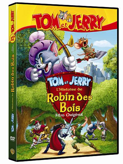 Tom et Jerry - L'histoire de Robin des Bois
