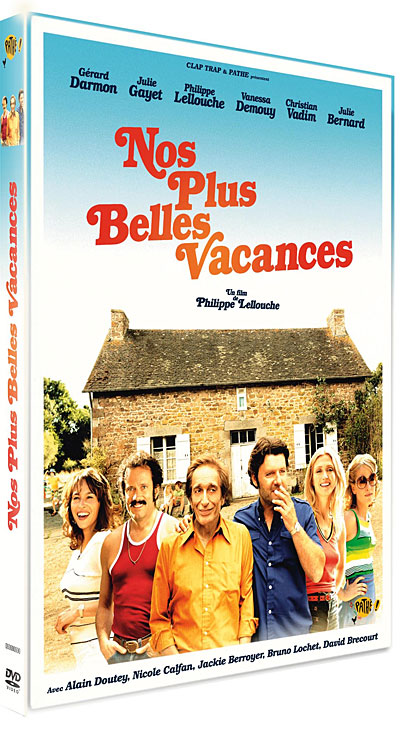 Nos Plus Belles Vacances 2012 PAL FRENCH [DVD-R] [MULTI]