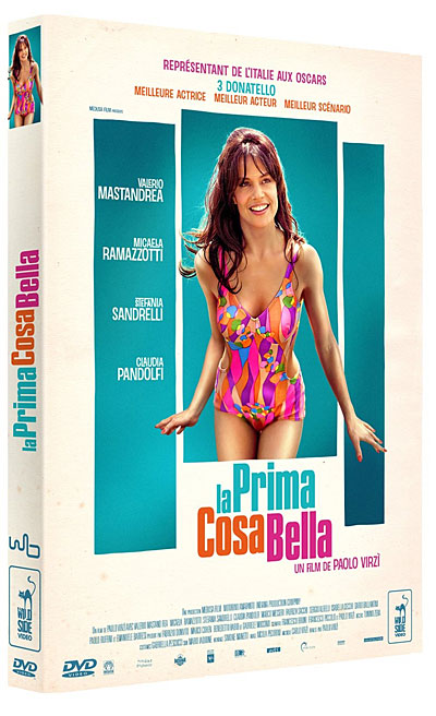 La Prima Cosa Bella FRENCH [DVDR] [PAL] [FS]