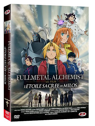 Fullmetal alchemist The movie : Conqueror of Shamballa ddl