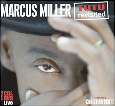 Marcus Miller  -  Tutu Revisited Live In Lyon
