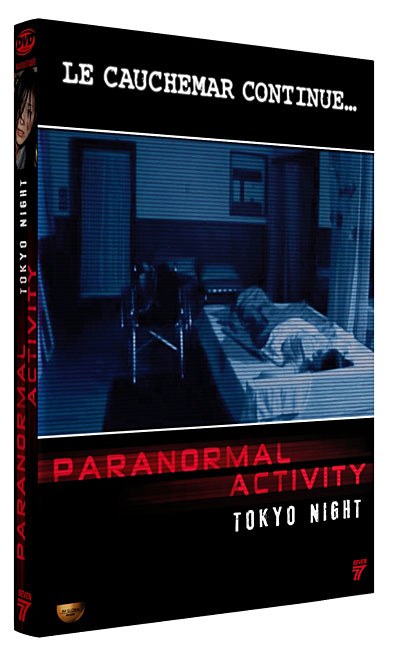 Paranormal Activity Tokyo Night | Multi | DVDRiP | FRENCH |