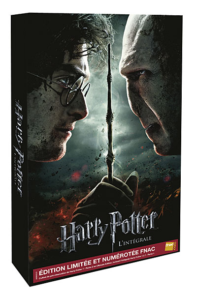 [MULTI] Harry Potter (L'intégrale) [DVDRiP] [MP4]