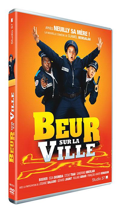 Beur Sur La Ville 2011 PAL MULTI [DVD-9] [UL]