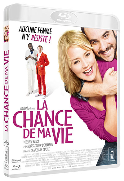 La Chance de ma vie [DVDRip FRENCH] AC3