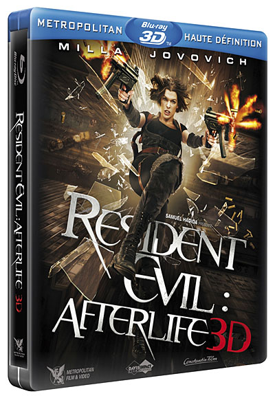 Resident Evil Afterlife [3D] HDrip 1080p [MULTI]