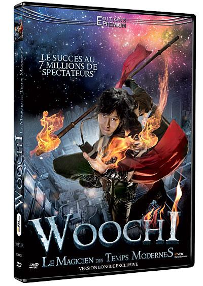 Woochi, le magicien des temps modernes [DVDRiP] [FRENCH] [AC3] [UL]