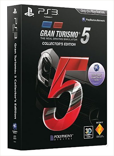gran turismo 5 collector vds achat ventes jeux video forum. Black Bedroom Furniture Sets. Home Design Ideas