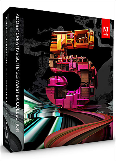 [MULTI] adobe master collection cs5.5 5.5 entièrement