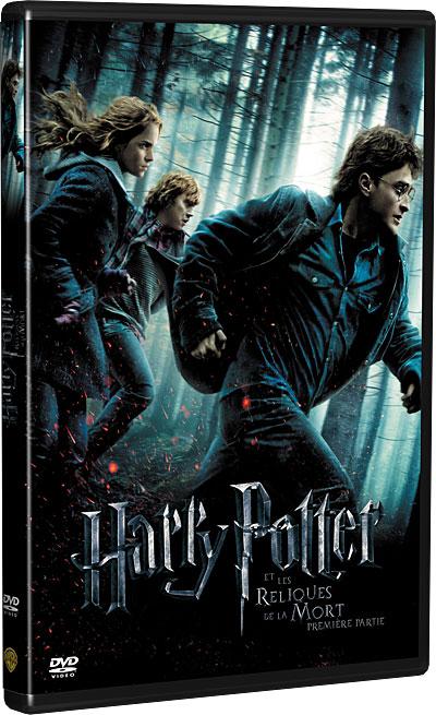 Harry Potter et les Reliques de la Mort - 1ère partie 2011 |MULTI| [DVD-9] [FS][US]