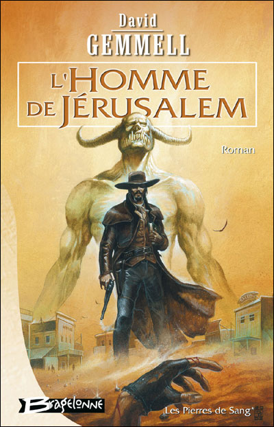 couverture Jon Shannow tome 1 v1