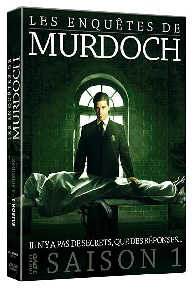 Murdoch Mysteries [Saison 05] [E01 / ??] FRENCH - BDRIP & HD
