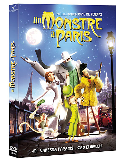 Un Monstre A Paris [FRENCH] [PAL] [DVD-R] [MULTI]