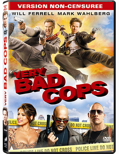 [MULTI] Very Bad Cops[DVD9] [PAL]