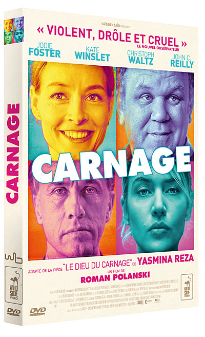 Carnage  [1080 BluRay] [MULTI+TRUEFRENCH]  [MULTI]