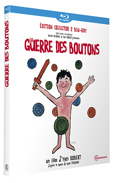 La Guerre Des Boutons 1962 FRENCH [BluRay 720p] [FS]