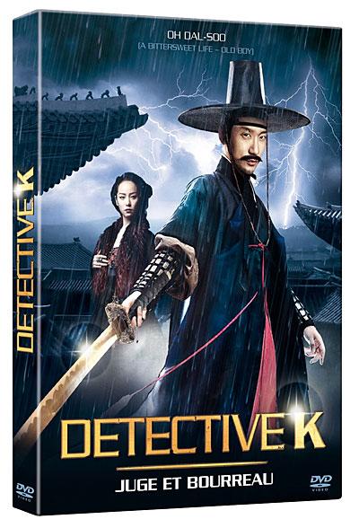 Detective K | Multi | DVDRiP | 2011  | Lien Rapide
