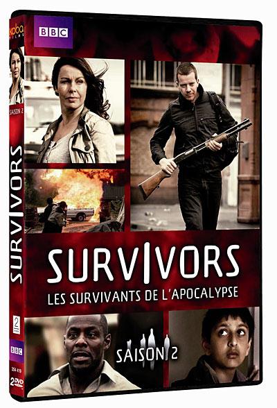 Survivors - Saison 2 [Complete]