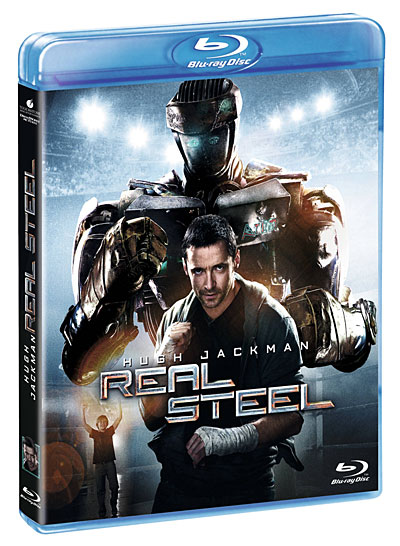 Real Steel   [TRUEFRENCH]  [DVDRiP] DF