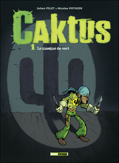 Caktus (Pilet/Pothier) 9782723474016