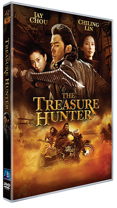 The Treasure Hunter [DVDRIP] [TRUEFRENCH] AC3 [FS]
