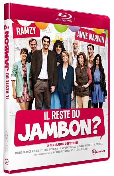 Il Reste Du Jambon |FRENCH| 1080p (Exclue) [FS]