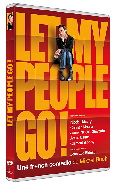 Let My People Go!  [TRUEFRENCH] [DVDRIP] RG