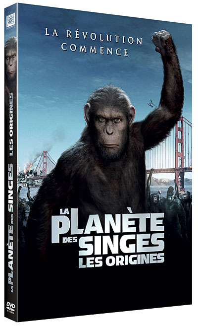 [MULTI] La Plan�te des singes : les origines [DVDR] [NTSC]