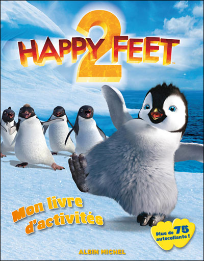 Happy Feet 2 2011 [FRENCH] [MP4] [DF] (exclue)
