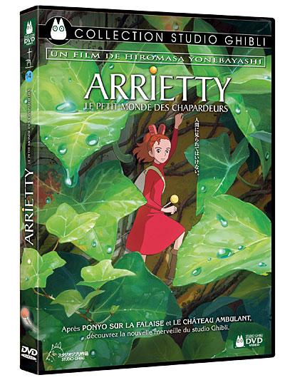 Arrietty, le petit monde des chapardeurs 2010 [TRUEFRENCH] DVDRiP AC3 [UL]