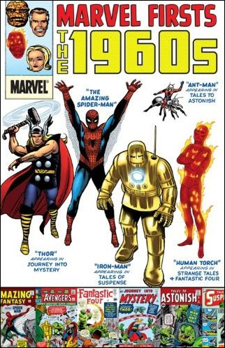 Marvel firsts, the 1960's