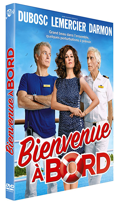 Bienvenue à bord 2011 [FRENCH] [DVD-R] [PAL] [UL-DF]  (Exclue)