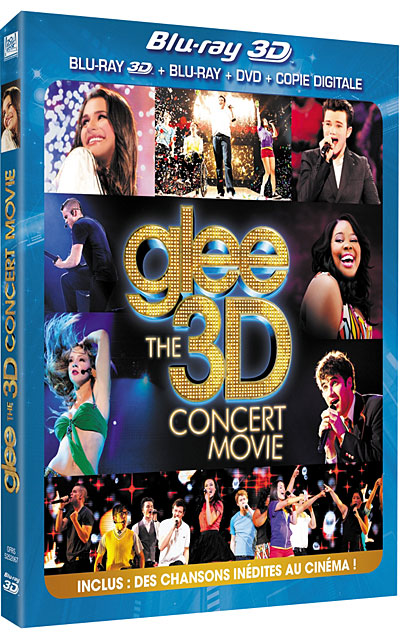 Glee ! the concert movie 3D [BluRay 1080p] [VOSTFR] [FS]