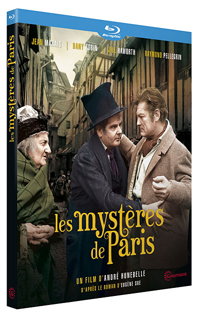 Les Myst�res de Paris [Blu-Ray 720p]
