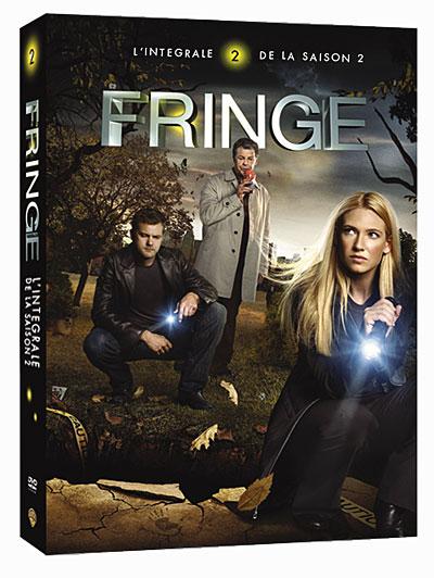Fringe saison 2 en DVD!