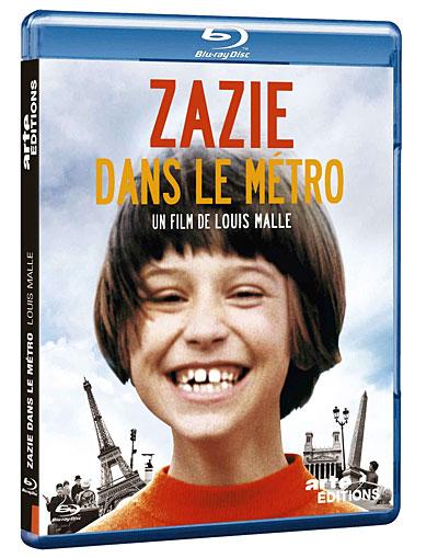 Zazie Dans Le Metro 1960 FRENCH [BluRay 1080p] [FS]