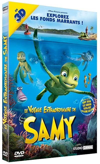 Le Voyage extraordinaire de Samy 3D / Version Spéciale