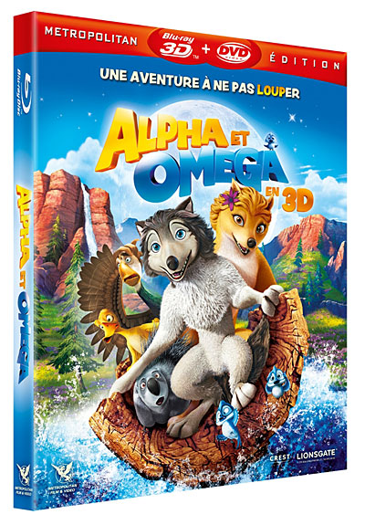 [MU] ALPHA et OMEGA - 3D - Side By Side  [Blu Ray HD 576p]