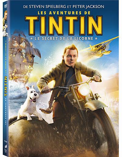 Les Aventures de Tintin : Le Secret de la Licorne | Multi | Blu-Ray 1080p