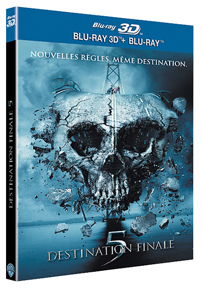 [MULTI] Destination Finale 5 [BluRay 3D]