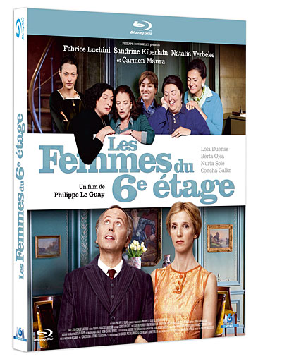 [MULTI] Les Femmes du 6e tage [BluRay 1080p]