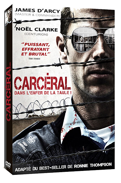 Carceral : Dans l'enfer de la taule [FRENCH DVD-R PAL]