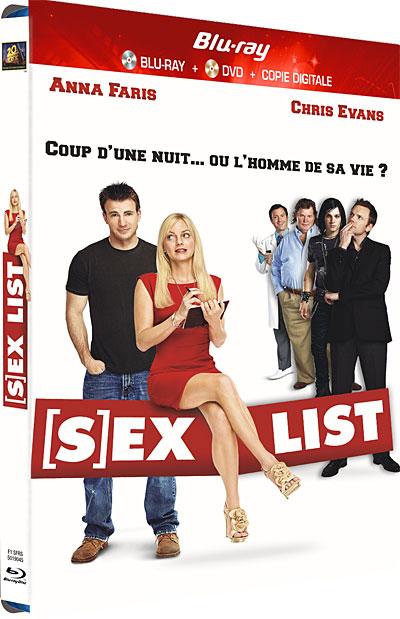 (S)ex List 2011 DC [TRUEFRENCH] [Bluray 1080p] [UL]
