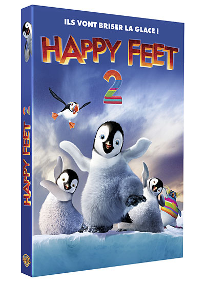 Happy Feet 2 (2011) [MULTI] [DVD-R] [UL] (exclue)