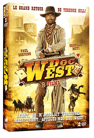 Doc West 2012 [Part 01] [FRENCH] [DVDRIP]