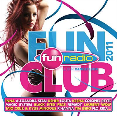 Fun club 2011 (2CD) [FS][US]